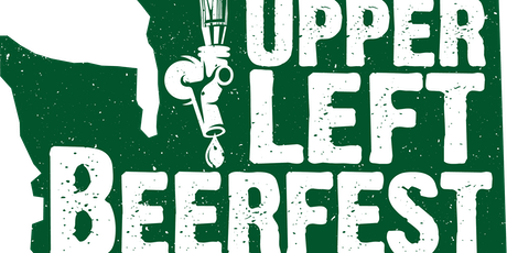 Upper Left Beerfest Volunteer Registration tickets