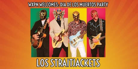 Los Straitjackets + The Ben Vaughn Quintet tickets
