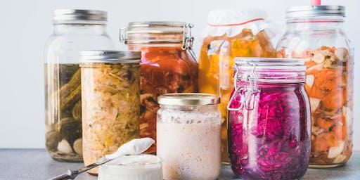 Atelier Kimchi Végane par Odile Joly-Petit