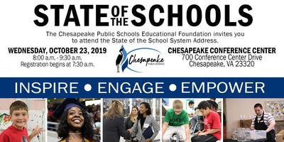 Chesapeake State of the Schools Address