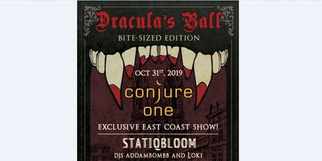 Dracula's Ball: Bite Sized Edition tickets