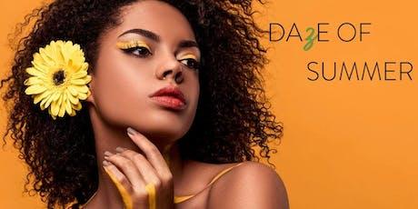Daze of Summer Fashion Show  tickets