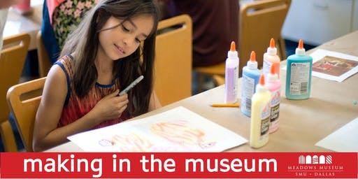Making in the Museum: Self-Portrait & Stories