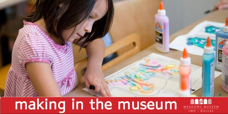 Making in the Museum: Angels tickets