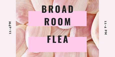 Broad Room Vintage Flea tickets