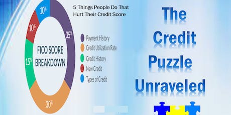 The Credit Puzzle Unraveled tickets