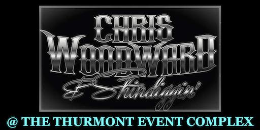 Chris Woodward & Shindiggin'