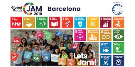 Global Goals Jam - Barcelona tickets