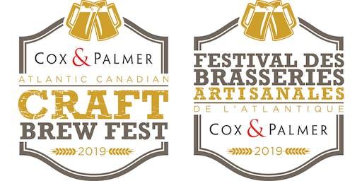 Cox & Palmer Atlantic Canadian Craft Brew Fest