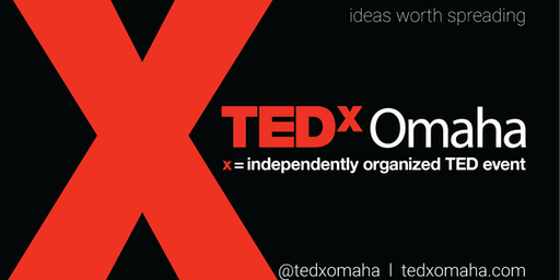 ON SALE NOW - TEDxOmaha 2019