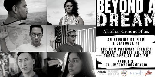 Beyond A Dream: All of us. Or none of us.