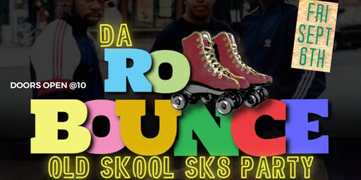 Da Roll Bounce Old Skool Sk8 Party