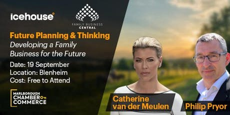 Future Planning & Thinking - Developing a Family Business for the Future tickets