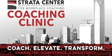 Coaching Clinic - Spring 2020 tickets