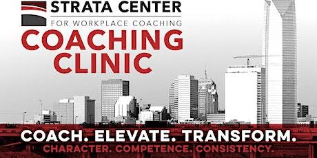 Coaching Clinic 2020 tickets