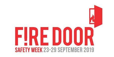 Fire Door Safety Awareness Training tickets