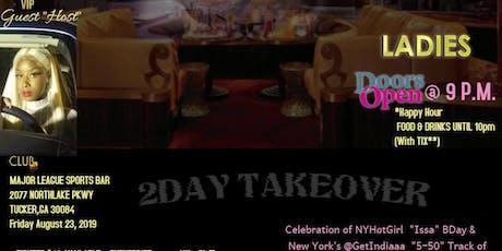 """NEW YORK"" Hotgirls Invades The SOUTH Summer * BirthdayBASH* tickets"