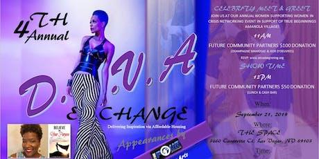 D.I.V.A Exchange - Delivering Inspiration Via Affordable housing tickets