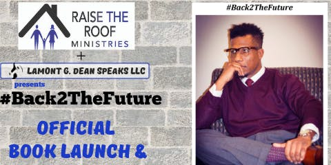 #Back2TheFuture Official Book Launch & Signing - Meet The Author L. Dean