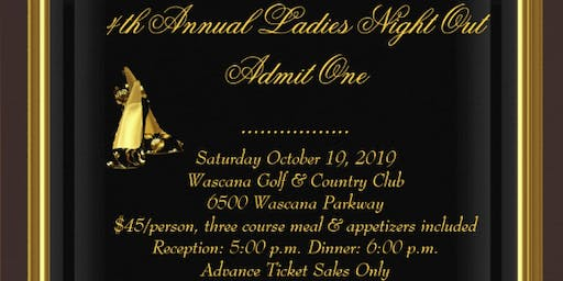 4th Annual Ladies Night Out