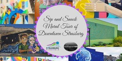 Sip & Snack Downtown Strasburg Mural Tour