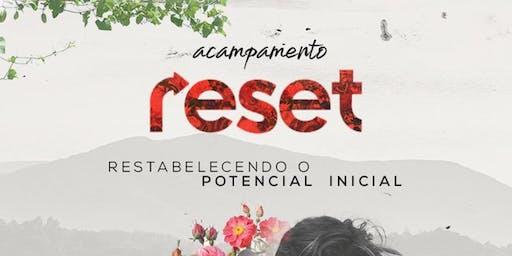 Acampamento Reset