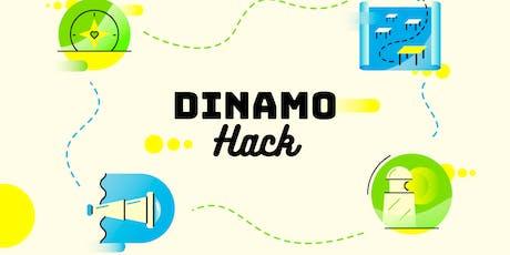 DINAMO Hack - Encuentro de Educación Disruptiva entradas