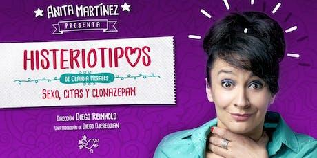 ANITA MARTINEZ EN HISTERIOTIPOS Padua entradas