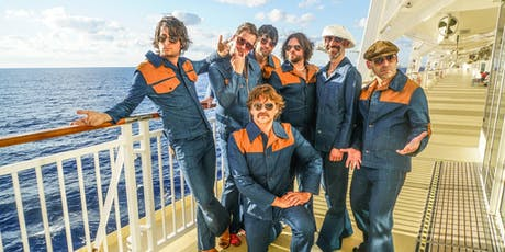 Yacht Rock Revue tickets