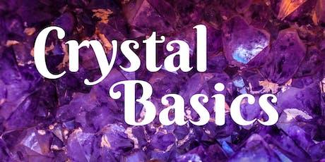 Crystal Basics tickets