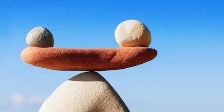Balanced Mind, Happy Mind - a half-day urban retreat tickets