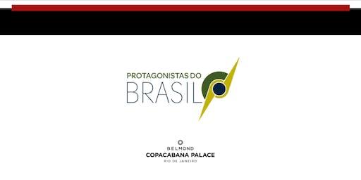 JANTAR DO CLUBE DE NEGÓCIOS PROTAGONISTAS DO BRASIL