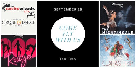 Come Fly With Us Fundraiser tickets