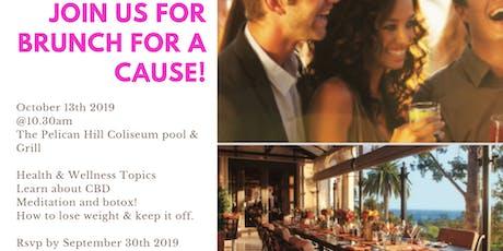 St Jude's & Fitness Divas Charity Health & Wellness Brunch tickets