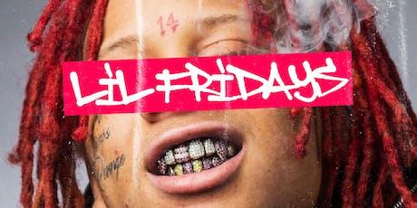 Lil Fridays at Everleigh Free Guestlist - 9/06/2019 tickets