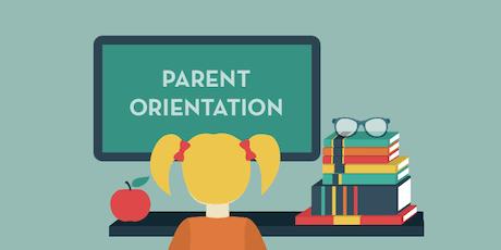 DEPSA JA Returning Parent Orientation - Grades 6 & 7 tickets