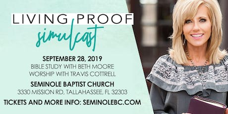 Beth Moore: Living Proof LIVE Simulcast tickets