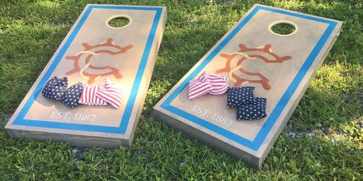 Cornhole for Alzheimers
