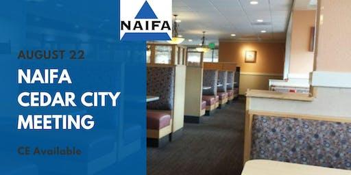 NAIFA Cedar City