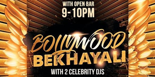 BOLLYWOOD BEKHAYALI - Biggest END OF SUMMER Party