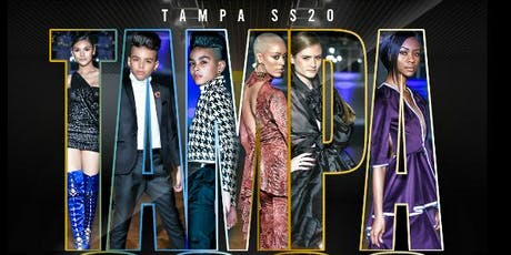 The Industry Fashion Show Tampa SS20 Model Casting tickets