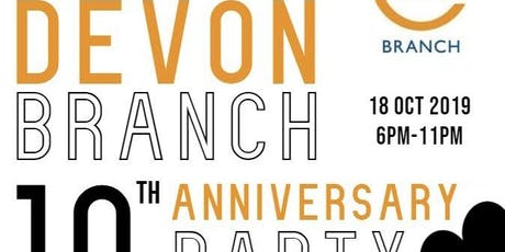 CILEx Devon Branch 10th Anniversary Party tickets