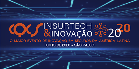 CQCS INSURTECH & INOVAÇÃO  -  17 and 18 June 2020. tickets