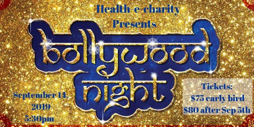 Health-e-Charity's Bollywood Benefit Night