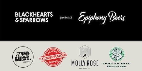 "Blackhearts & Sparrows Presents ""Epiphany Beer""  tickets"