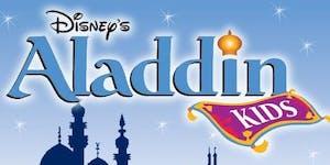 Aladdin KIDS Tickets Monday, September 16th at 7:00pm