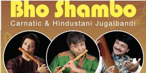 Bho Shambo - Carnatic & Hindustani Jugalbandi