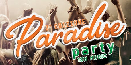 Paradise Party biglietti