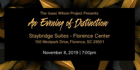 3rd Annual Evening of Distinction tickets