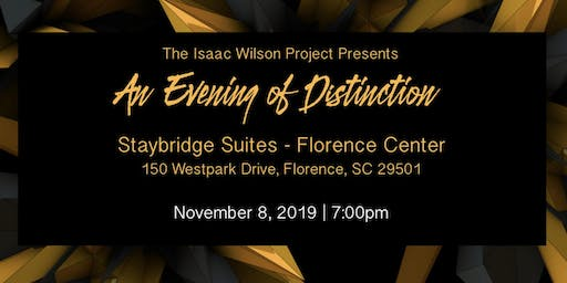 3rd Annual Evening of Distinction